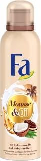 FA Duschschaum Mousse & Oil Kokosnuss-Öl und Kakaobutter-Duft 200ml