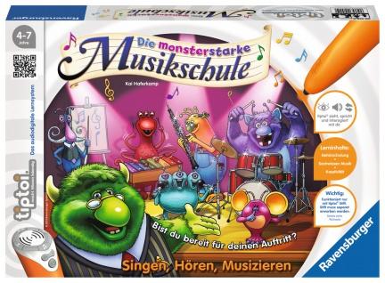 Monsterstarke Musiks.