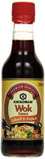 KIKKOMAN Wok Sauce, 2er Pack (2 x 250 ml)