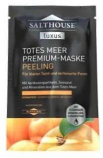Murnauer Salthouse Luxus Totes Meer Premium-Maske Peeling 2x5ml