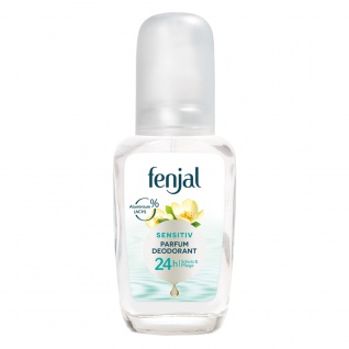 Fenjal Parfum Deodorant Sensitiv Zerstäuber bis 24 Stunden 75ml
