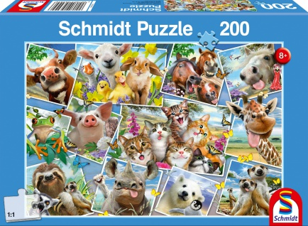KIPU 200T Tierische Selfies