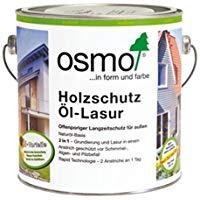Holzschutz-Öl-Lasur farblos matt 2500ml