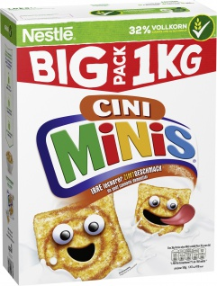 NESTLE CINI-MINIS Cerealien 1Kilo