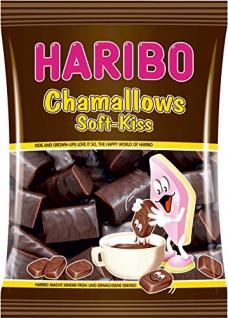 Haribo Chamallows Soft Kiss (200g)