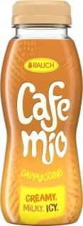 Rauch Cafe mio Capuccino mit Milch und Kaffee Milchkaffee 250ml