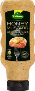 Kühne Honey Mustard 250ml