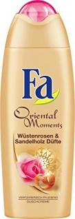 Fa Duschcreme Oriental Moments edle Duschcreme 250 ml 4er Pack