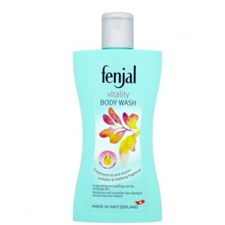 Fenjal Vitality Creme Dusche Passionsblumenöl und Alpenhonig 200ml
