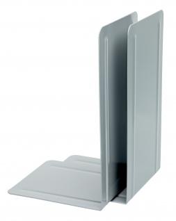 Buchstützen Registratur 24 cm hoch Material: Metall Inhalt pro Pack 2 Stück