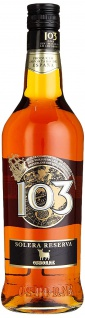 103 Etiqueta Negra Solera Reserva Brandy de Jerez Osborne 700 ml
