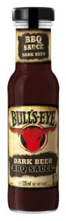 Bulls Eye - Dark Beer BBQ-Sauce - 235ml