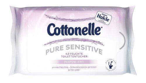 Cottonelle Feucht Sensitiv Nachfüller, 42 Stück