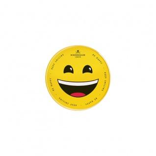 Niederegger Marzipan Taler mit Zartbitter Schokolade Smiley Dose 185g