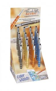 WEDO Kugelschreiber Touch Pen Newbie Colours farbig sortiert