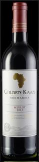 Golden Kaan Merlot trockener Rotwein fruchtig würzig säurearm 750ml
