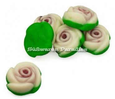 Fruchtgummi Pektin Rosen gefüllt Hochzeitsrosen köstlicher Geschmack 1000g