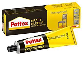 Pattex Kraftkleber Transparent 125g