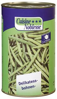 Cuisine Noblesse Delikatess Bohnen ganz, 1er Pack (1 x 4.25 kg)
