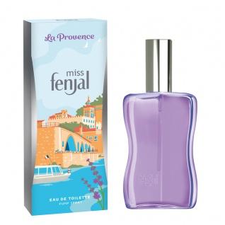Miss Fenjal Eau de Toilette La Provence Pump Spray Lavendel 50ml