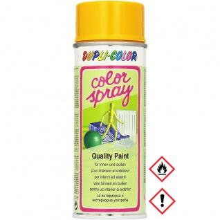 Dupli Color 699429 RAL1028 Color Spray Melonengelb glänzend 400ml