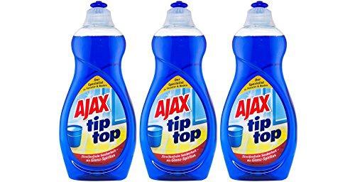 Ajax Glasreiniger Tip Top 3er Pack 1500ml