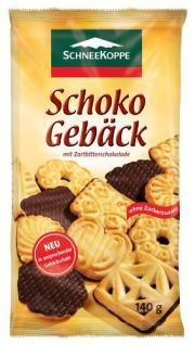 Schneekoppe Schokogebäck, 3er Pack