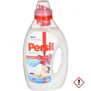 Persil Sensitive Gel Vollwaschmittel 20 Waschladungen 1000ml