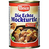 Meica Die echte Mockturtle, 3er Pack (3 x 400 g)