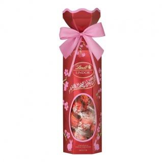 Lindt Oster Blüten Edition Röhrchen mit Vollmilch Schokolade 160g