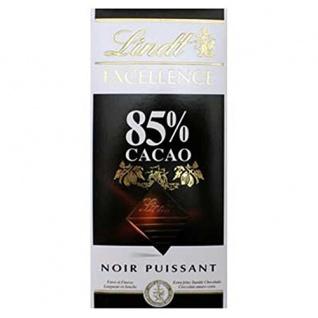 Lindt & Sprüngli Excellence 85% Kakao Edelbitter kräftig 100g