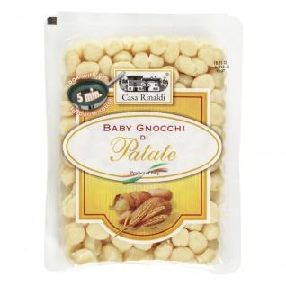 Casa Rinaldi Baby-Gnocchi aus Kartoffeln -Küchenfertig- 500g