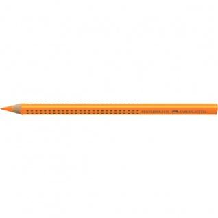 Faber Castell Textmarker Farbstift Jumbo Grip Neon Textliner Orange