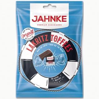 Jahnke Lakritz Toffee mit echtem Meersalz Original Rezeptur 125g