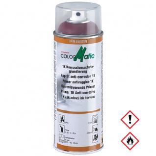 Colormatic 1K Korrosionsschutzgrundierung Schnelle Trocknung 400ml