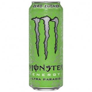 Monster Energy Ultra Paradise Erfrischungsgetränk in der Dose 500ml