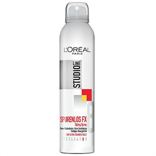 L'Oréal Paris Studio Line Spurenlos FX Styling Spray ultra stark 250 ml