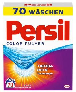 Persil Color Pulver Vollwaschmittel Tiefen Rein Technologie 70WL 4550g