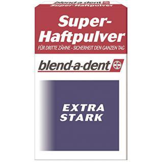 blend a dent Super Haftpulver 50g, 6er Pack (6x 50g) - Vorschau