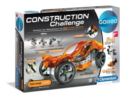 Galileo Construction challenge