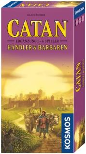 Catan Händler+Barbaren