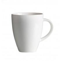 Ritzenhoff und Breker Kaffeetasse Melodie Kaffeebecher Porzellan Weiß