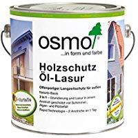 Holzschutz-Öl-Lasur teak 2500ml
