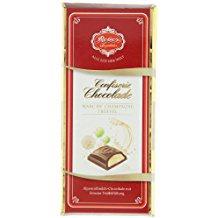 Reber Confiserie-Chocolade Marc de Champagne, 5er Pack (5 x 100 g)