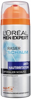 L'Oréal Men Expert Rasierschaum Hydra Energy Anti-Hautirritation 200ml