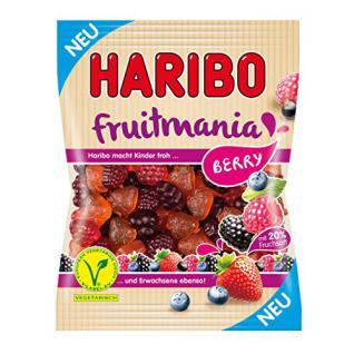 Haribo Fruitmania Berry