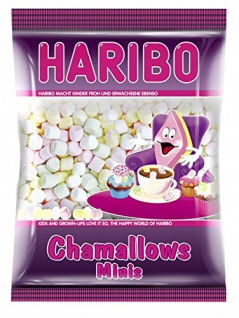 Haribo Chamallows Minis 200g 12er Pack