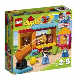 Lego Duplo 10839 Wurfbude Teste deine Treffsicherheit auf dem Jahrmarkt