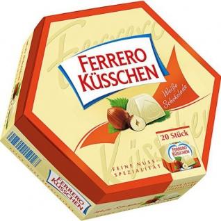 Ferrero Küsschen weiß 178g