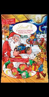 Lindt & Sprüngli Choco Spass Mischung 145g